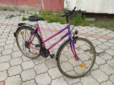 Продаю Велосипед пр-о Германия в отличном состоянии городской женский