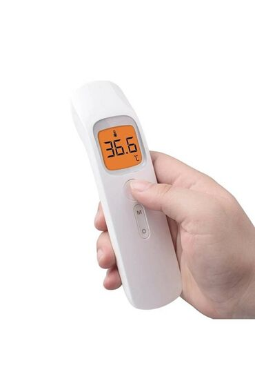 127 elan   TERMOMETRLƏR: Infraredtəmassız Termometr.Türkiyə istehsalı.+-0.2 dəqiqlik.Led