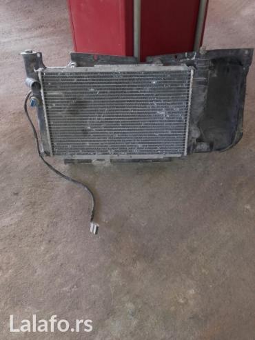 Vozila - Paracin: Hladnjak za Peugeot 205