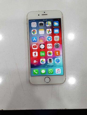 apple isə 6 b - Azərbaycan: İşlənmiş iPhone 6 16 GB Qızılı