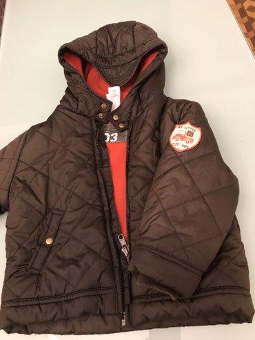 Bakı şəhərində немецкая теплая куртка 1-3г