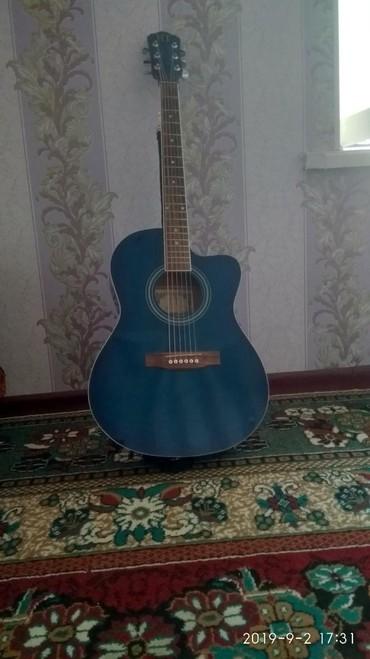 Гитары в Джалал-Абад: СРОЧНО!!! СРОЧНО!! СРОЧНО!!Акустический гитара сатылат! Абалы эн