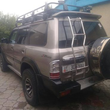 Jeep  в Баетов
