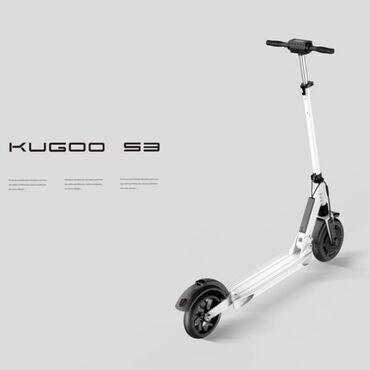 "Электросамокат Kugoo S3 (оригинал).Производитель ""JILONG"".Коротко о"