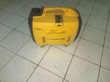 Генератор электричества SINEMASTER IG2600, покупали давно, но