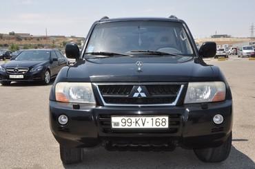 Mitsubishi Azərbaycanda: Mitsubishi Pajero 3 l. 2003   300000 km