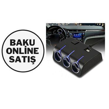 Avtomobil üçün ötürücü sockethəqiqətən, bir car adapter 2 usb &