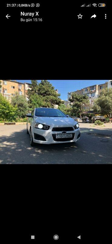 28 elan | NƏQLIYYAT: Chevrolet Aveo 1.6 l. 2012 | 204000 km