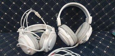 Пк в рассрочку - Кыргызстан: Наушники с микрфоном для ПК.#Игровые наушники#Наушники с