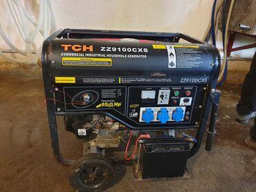 Продаю генератор TCH на 7,5 киловатт в отличном состоянии