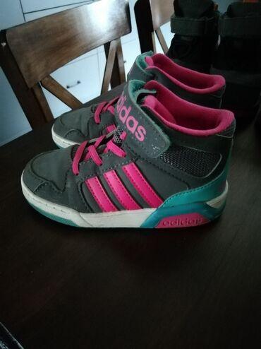 Dečije Cipele i Čizme - Bajina Basta: Broj 25,gaziste 14,5cm.Patike dva puta nosene ali je mala nekako