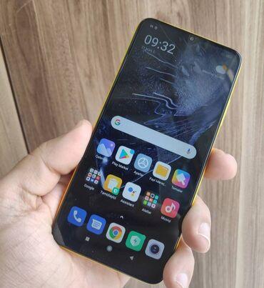 Xiaomi Poco M3 | 64 ГБ | Фиолетовый | Б/у | Сенсорный, Отпечаток пальца, Две SIM карты