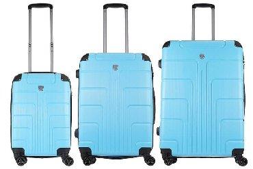 Спорт и хобби в Остров Хазар: Camadan satisi.S-50azn M-70azn L-90azn Продажа чемоданов в Баку