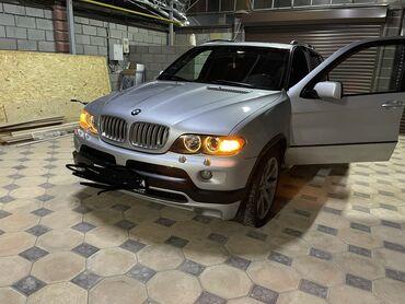автомобильные шины для внедорожников в Кыргызстан: BMW X5 4.8 л. 2004 | 275000 км