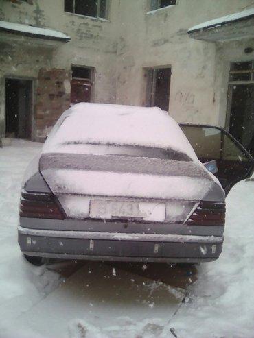 мерседес в Бишкек