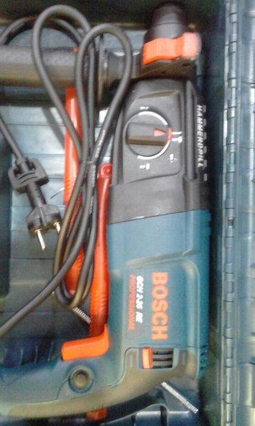Kömürsındıran çəkiclər Azərbaycanda: Bosch 2-26 perfarator 800 watt gucunde 2 kilo udari var yeni ve
