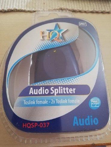 Motorola-startac-70 - Srbija: Audio toslink splitter