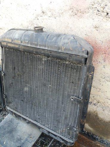 Продаю новый радиатор от ГАЗ 52,зделано в СССР.,состояние отличное. в Нарын