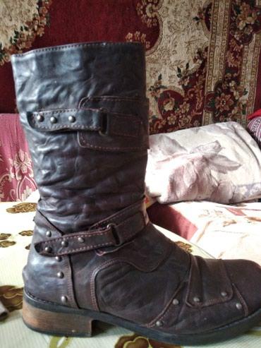 Женские зимние сапоги, натуральная в Бишкек