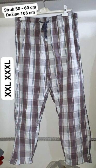 XXL XXXL letnje pantalone Pamyk