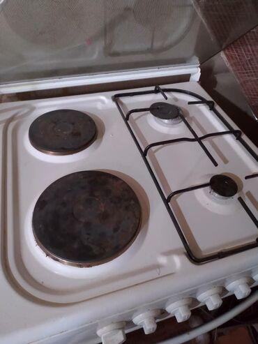 Печи и камины в Кыргызстан: Газовая плита Elina 6201