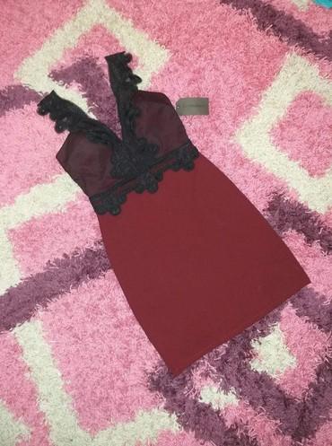 Ženska odeća | Nova Pazova: Nova haljina - 990,oodin. Veličina M Ima elastina Dužina 86cm, ispod