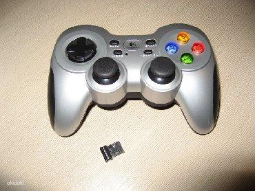 джойстики-геймпад в Кыргызстан: Продам беспроводной джойстик ( геймпад ) Logitech Wireless Gamepad
