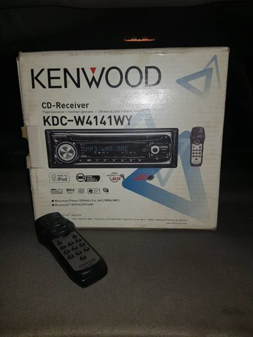 Kenwood player w4141  - Nis