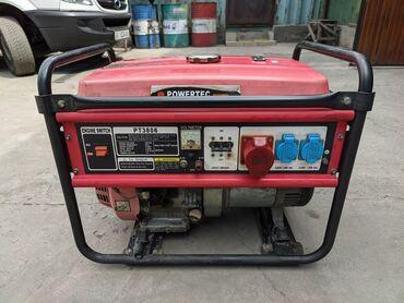 Продаю 3х фазный генератор. Цена 25000 сом. Только звонить, тема не