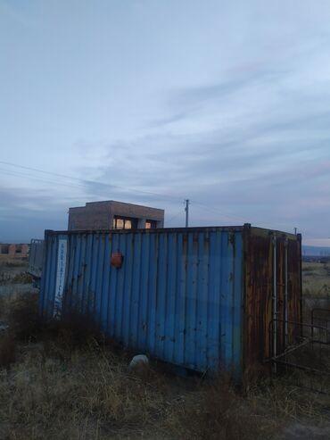 Контейнер сатылат - Кыргызстан: Контейнер сатылат 20тон. 6×3 баасы 500$ учкун2де
