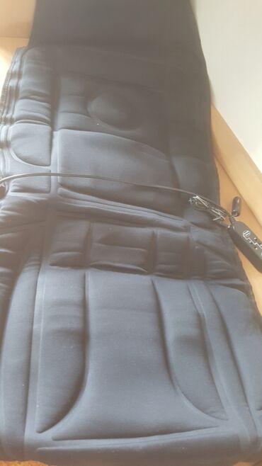 прикуриватель в Кыргызстан: Авто массажер крепится на сиденье. Работает от пульта. 12v в