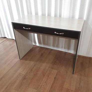 Продаю стол новый 105х50х75 ЕСТЬ ДОСТАВКА  СТОЛ  стол офисный в Бишкек