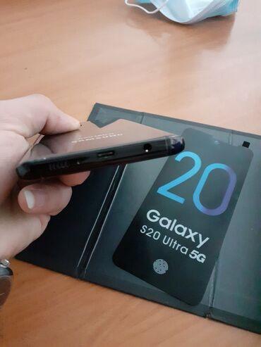 İşlənmiş Samsung Galaxy S20 128 GB yaşıl
