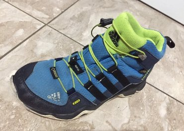 Adidas terrex cizme za zimu u odlicnom stanju br. 36 made in