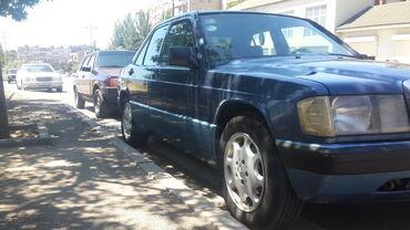 brilliance m2 1 8 at - Azərbaycan: Mercedes-Benz 190 1.8 l. 1991 | 456800 km