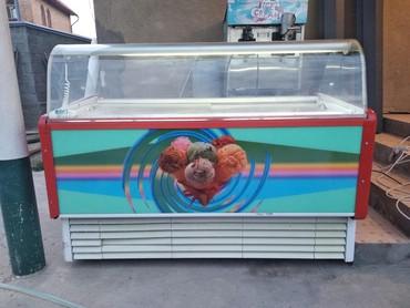 шредеры 13 в Кыргызстан: Продаю итальянский витринный холодильник (морозильник) для мороженого
