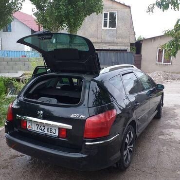 Peugeot - Кыргызстан: Peugeot 407 2.2 л. 2008 | 380000 км