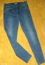 джинсы женские pullandbear 34 размер, средняя посадка, очень классно с в Кок-Ой