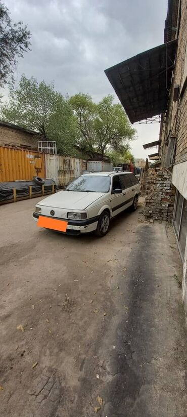 Транспорт - Юрьевка: Volkswagen Passat 1.8 л. 1989 | 123456 км
