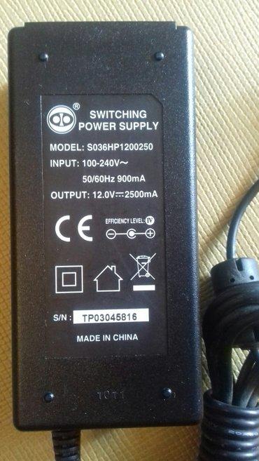 Bakı şəhərində Adaptorlar-şəkildə volt amperajları var- şəkil 2