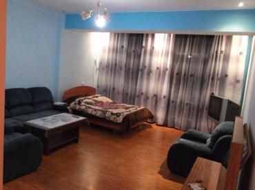 сдам комнат в Кыргызстан: Сдам квартиру 1комн.в новом доме по1900сом.состояние хорошее.мебель