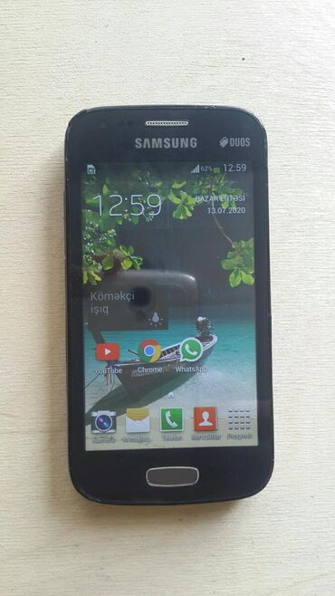 Samsung-galaxy-ace-2 - Азербайджан: Б/у Samsung Galaxy Ace 3 Черный