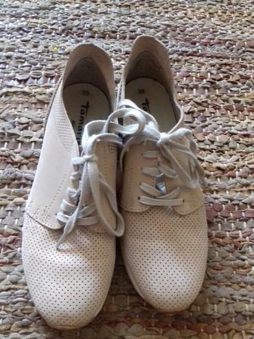 Patika cipela Tamaris br.39 bukvalno nove vidi se na slikama - Prokuplje