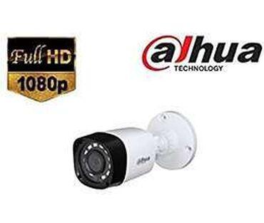 Məişət xidmətləri - Azərbaycan: Təhlükəsizlik kamerası DahuaHAC-HFW1100RP-VF-S31 meqapiksel HD-CVI