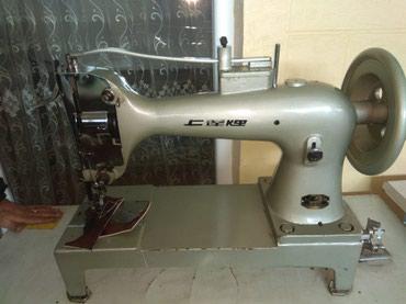 швейная машинка для кожи в Кыргызстан: Швейная машинка по коже. тяжёлый класс