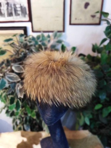 Krzneni kaputi - Sremska Mitrovica: Subara Finski rakun Duga dlaka i raskosno krzno