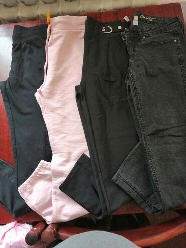 лосины в Кыргызстан: Новые лосины, штаны и джинсы манго. Размер М по 500 сом