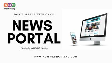 NewsPortal Hosting in Nepal -AGM Web Hosting Ever noticed how some
