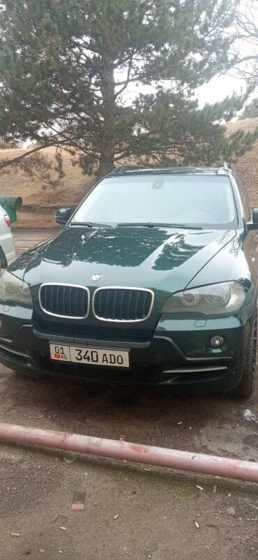 BMW X5 4.8 л. 2007