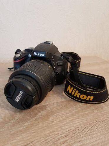 Продаю Зеркальный фотоаппарат Nikon D5100 Kit 18-55 ( состояние нового